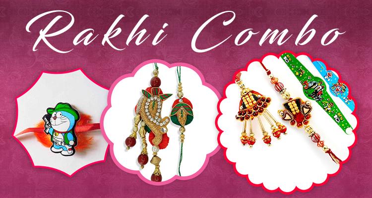 Rakhi Combo