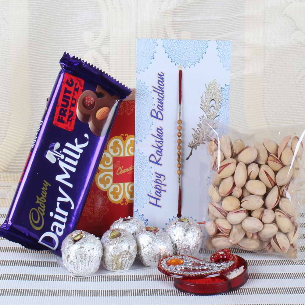 Special Rakhi Sweet Hamper-USA