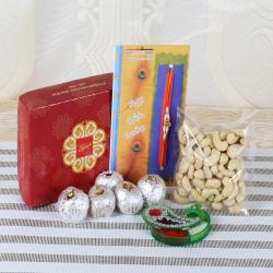 Attractive Sweets Combo for Brother-Worldwide
