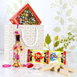 Rakhi Gifts Family Hamper - UAE