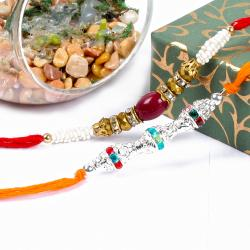 2 Exotic Rakhis for Bhai