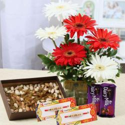 Attractive Rakhi Hamper Online