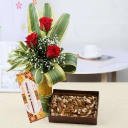 Auspicious Rakhi Gifting Combo