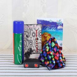 Charming Rakhi Gifting Combo