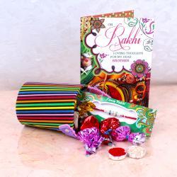 Choco Rakhi Gift