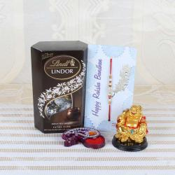 Collection of Rakhi Gift Combo for Brother - UK