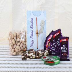 Collection of Rakhi Gift for Brother - UAE