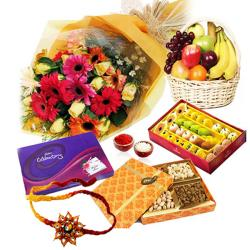 Colorful Raksha Bandhan Hamper