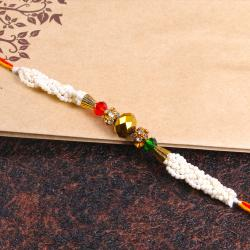 Diamond and Pearl Rakhi