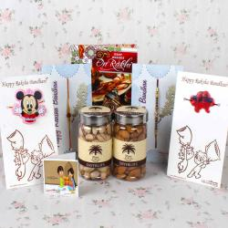 Exclusive Rakhi Gift Hamper