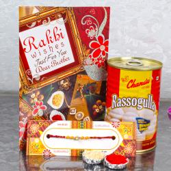 Rakhi With Cards