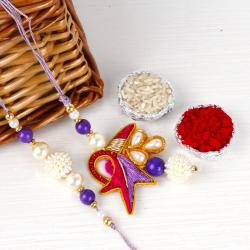 Fancy Rakhi For Bhaiya Bhabhi