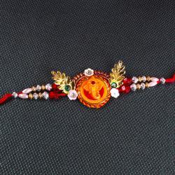 Ganesha Designer Rakhi