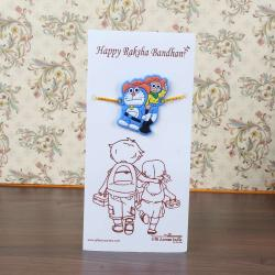 Nobita Doraemon Rakhi for Kids
