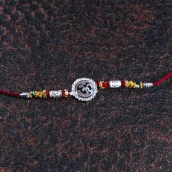 Om Ideal Designer Rakhi