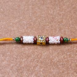 Pearl Rhinestone Beads
