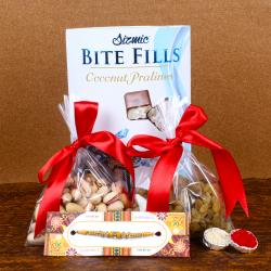 Perfect Raksha Bandhan Hamper