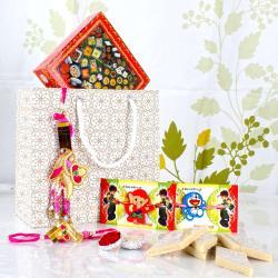 Rakhi Gifts Family Hamper - UAE