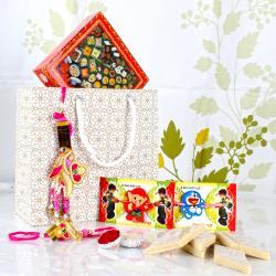 Rakhi Gifts Family Hamper
