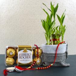 Rakhi Good Luck Gift