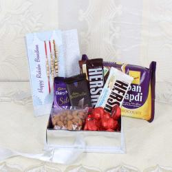 Rakhi Goodies Gift Box