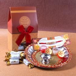 Single Rakhi Combos To Gurgaon