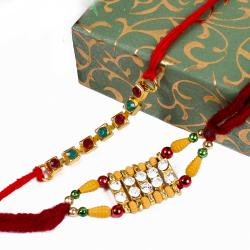 Rakshabandhan selection Rakhi Set