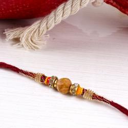 Sandalwood Thread Rakhi