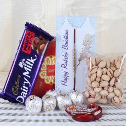 Special Rakhi Sweet Hamper - UAE