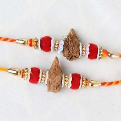 Srifal Two Rakhis Set