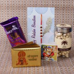 Stunning Rakhi Gift Hamper for Brother
