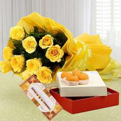 Stunning Rakhi Gifting Combo