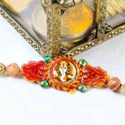 Traditional Ganesha Rakhi