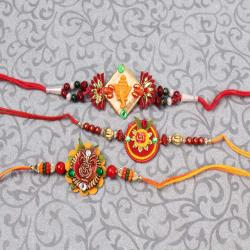 Traditional Rakhi for Brothers