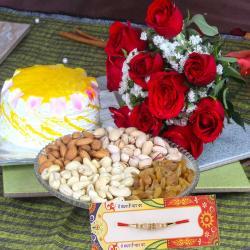 Unique Rakhi Gift for Bhai